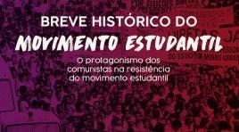 Breve histórico do Movimento Estudantil e o protagonismo dos comunistas