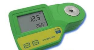 Refraktometer Digital Sodium Klorida