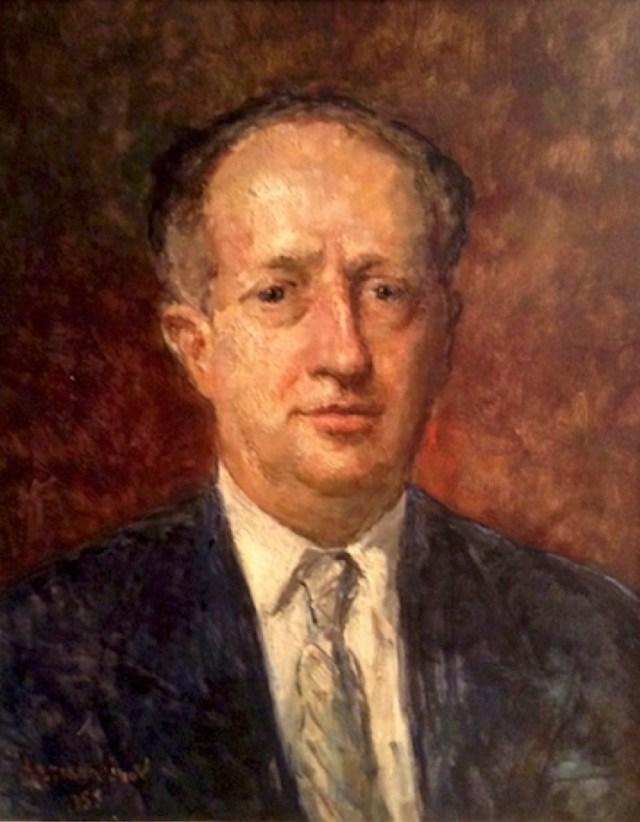 portréférfi