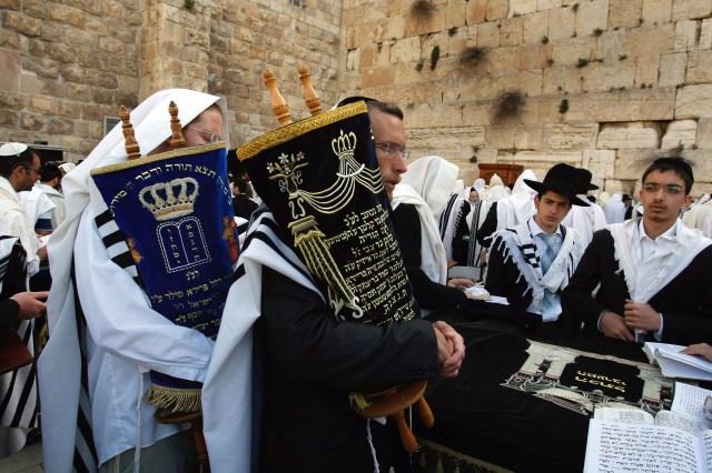 JERUSALEM, ISRAEL - Photo David Silverman/Getty