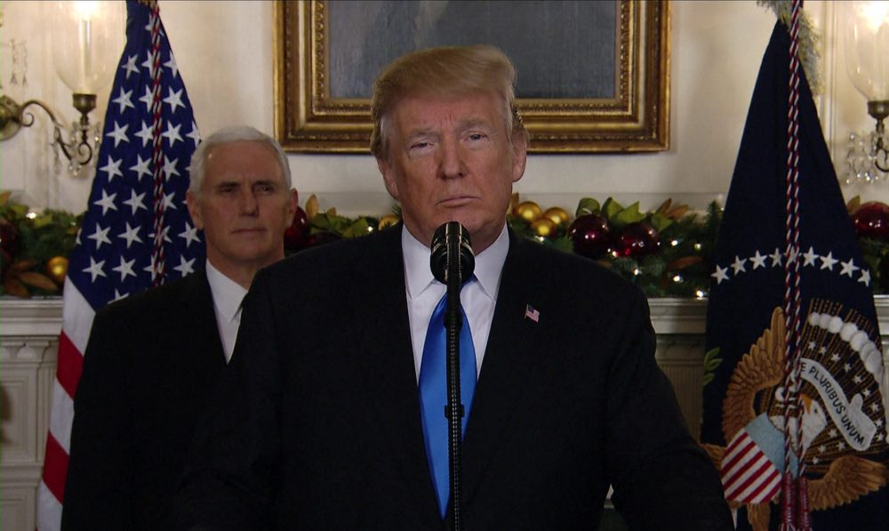Trump nagy bejelentése még várat magára: az annektálás engedélyezéséről szóló tárgyalások végső döntés nélkül zárultak