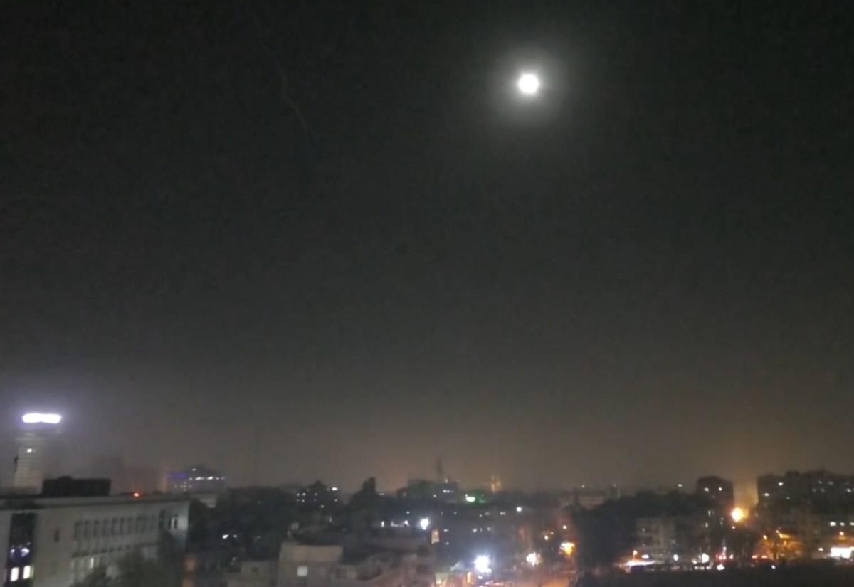 Izrael állítólag támadást hajtott végre Szíriában
