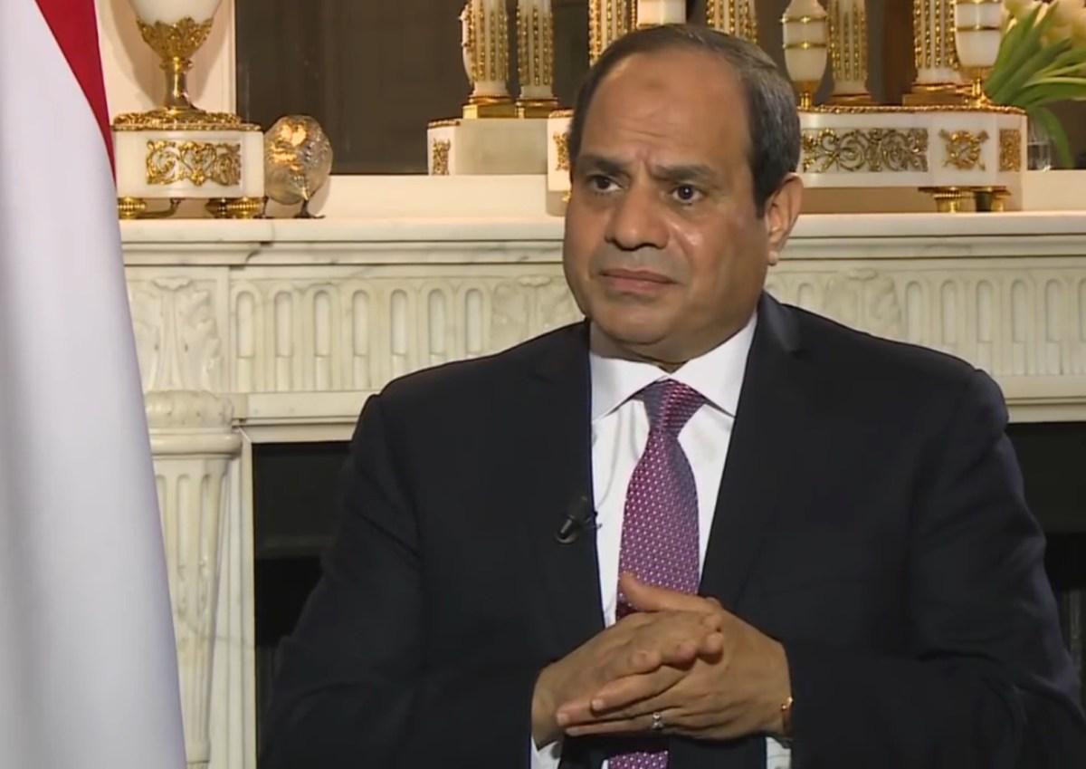 Az egyiptomi elnök felhívta Herzogot a zsidó új év alkalmából   Új Kelet online