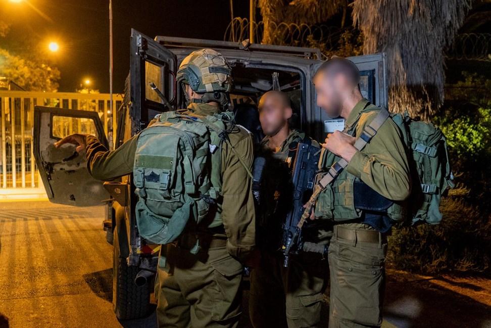 A hadsereg letartóztatott két gázait, miután bombát helyeztek el a határnál | Új Kelet online