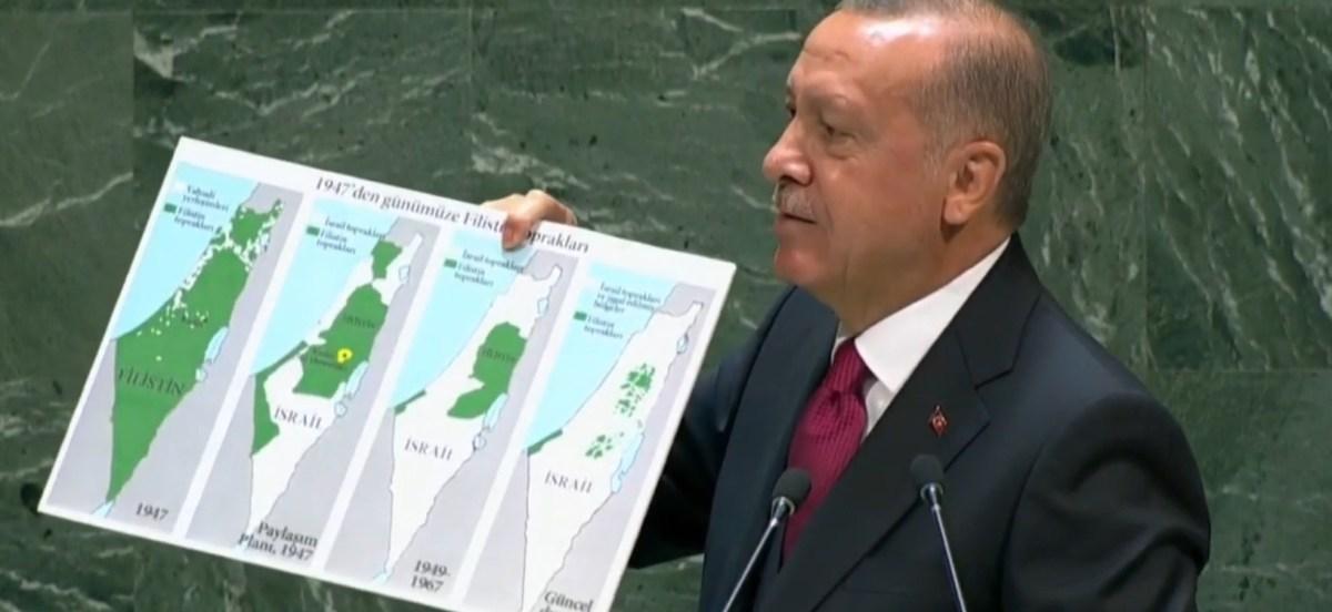 Váratlan lépés: Erdogan telefonon gratulált Herzognak | Új Kelet online