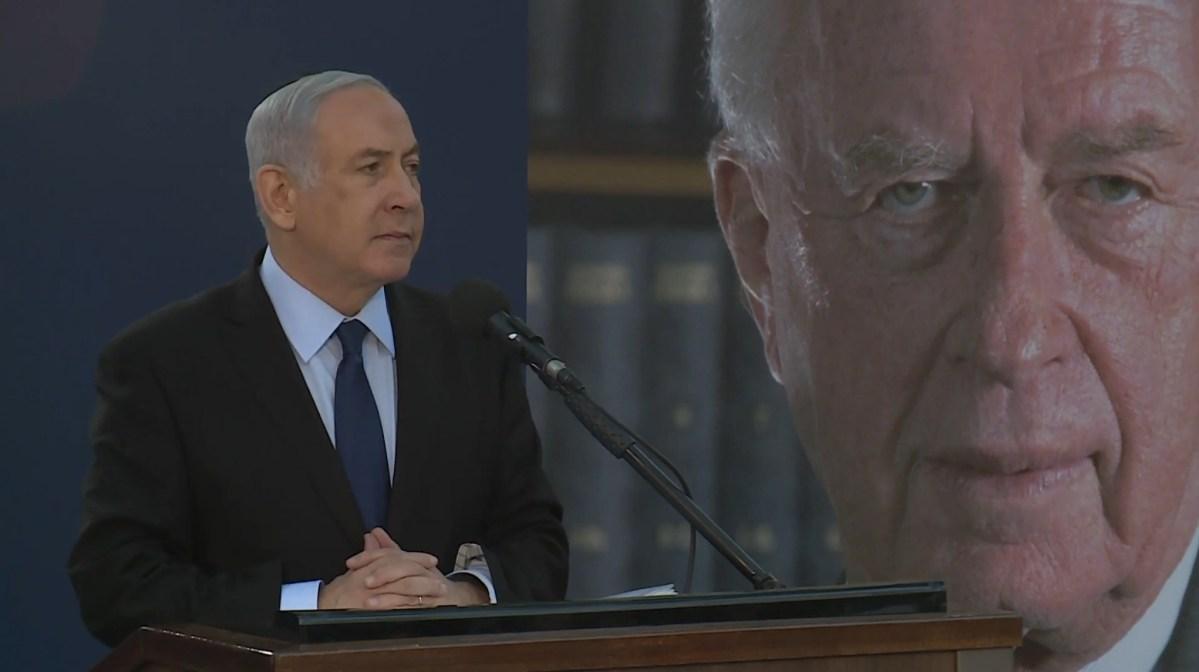 Netanjahu bejelentette, hogy az idén kihagyja a hivatalos Rabin megemlékezést | Új Kelet online
