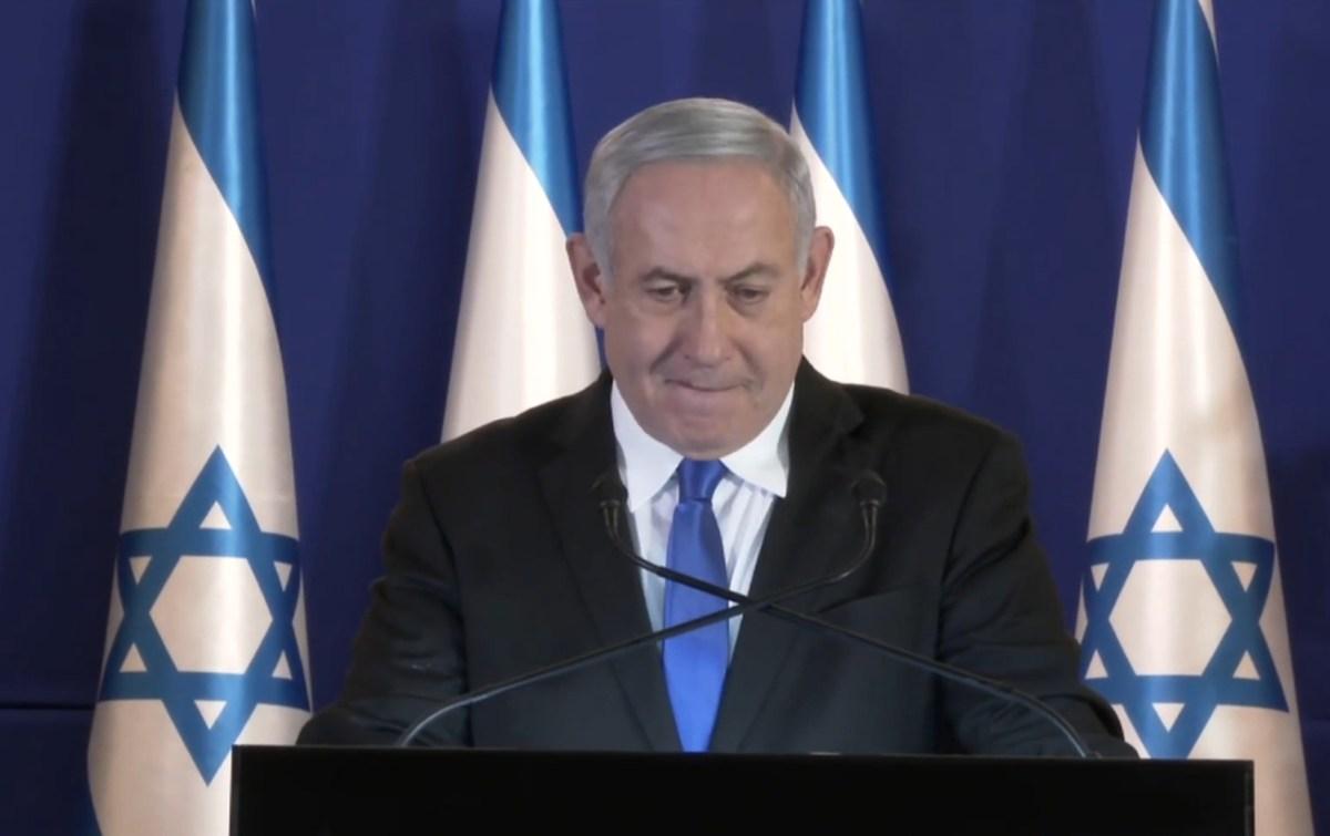 Miután a felesége kórházba került és Jordánia nem hagyta jóvá a repülési útvonalát az Emírségekbe, Netanjahu útját törölték