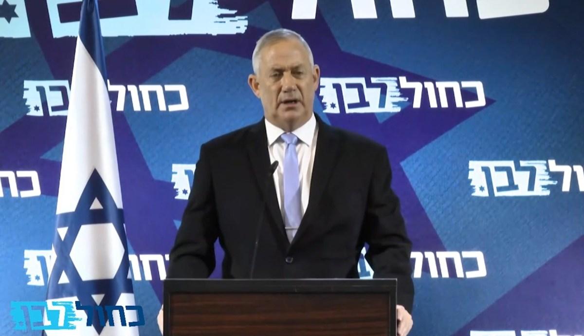 Gantz az arab Alghad TV-nek: Izrael célja egyértelmű, Iránnak ne legyen nukleáris képessége
