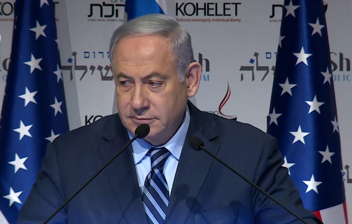 A Netanjahu-Gantz egységkormány első kabinetülése
