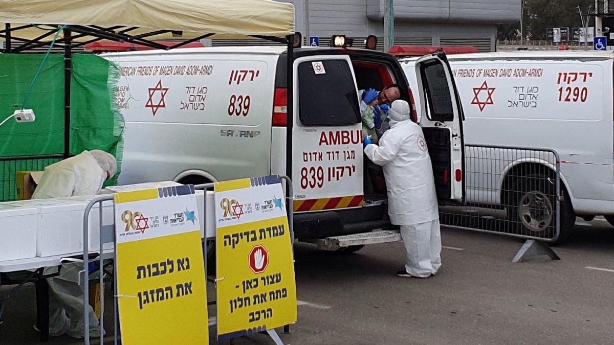 Koronavírus Izraelben: a halottak száma 295-re emelkedett