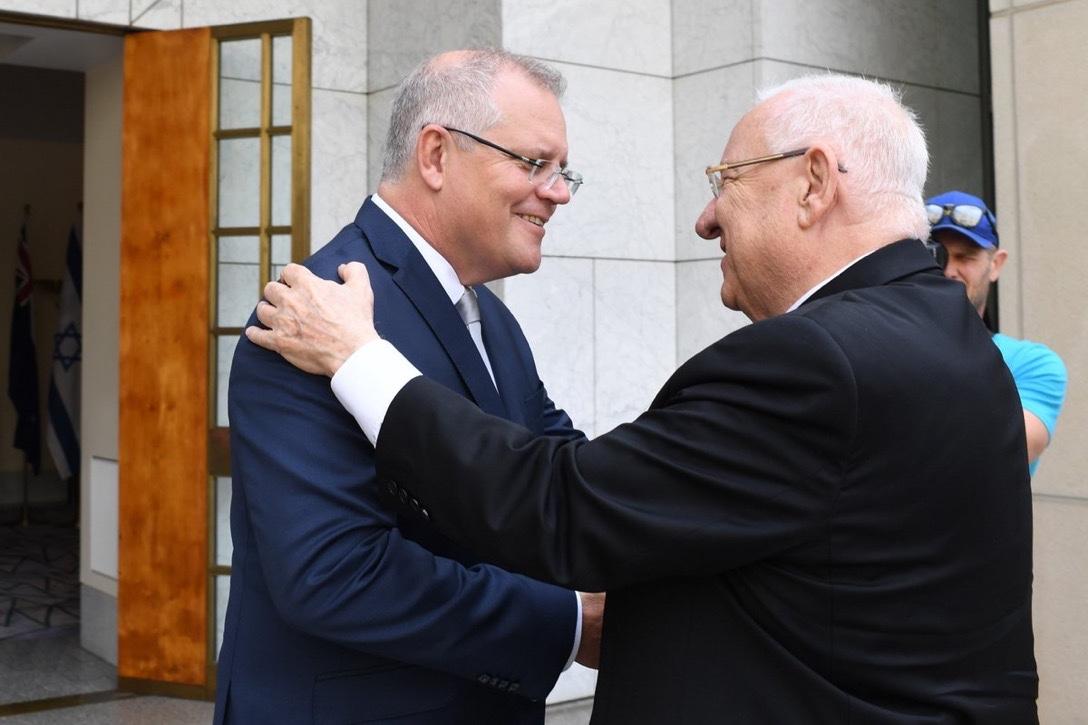 Rivlin tájékoztatta az ausztrál miniszterelnököt a pedofíliával vádolt Malka Leifer kiadatási ügyének fejleményeiről
