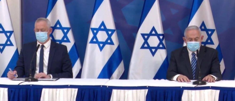 Netanjahu a Bíróságnak: Beni Gantz lehet az átmeneti kormány megbízott igazságügyi minisztere | Új Kelet online