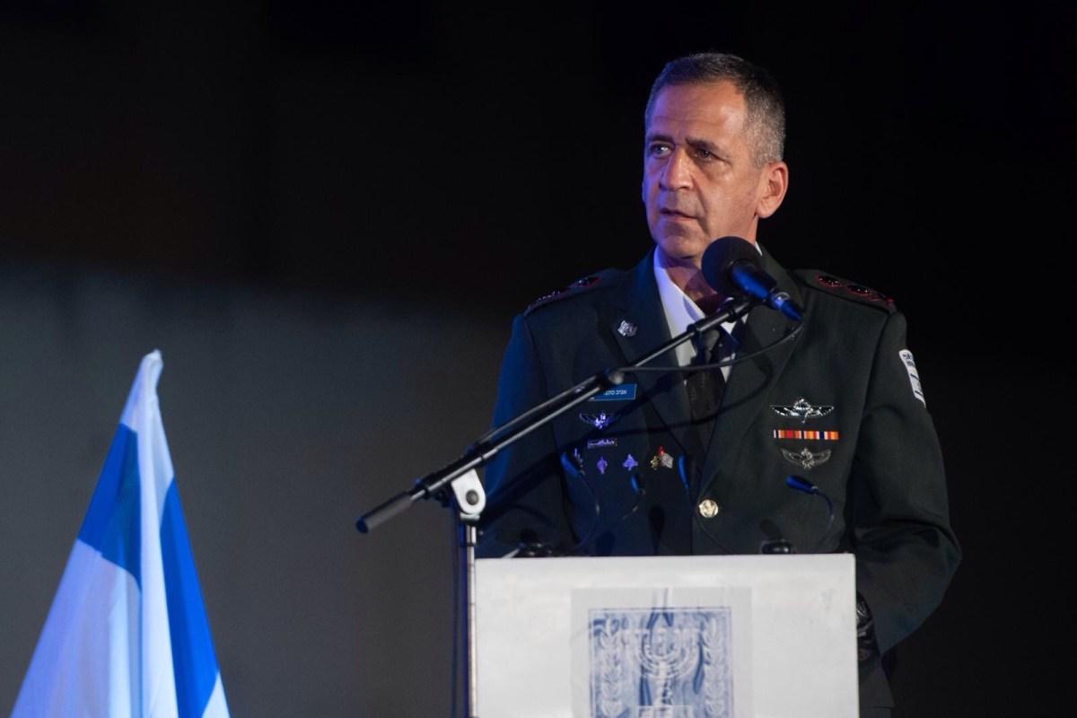 Kochavi találkozott a kórházban a PTSD-vel küzdő veterán katona családjával, aki hétfőn felgyújtotta magát | Új Kelet online