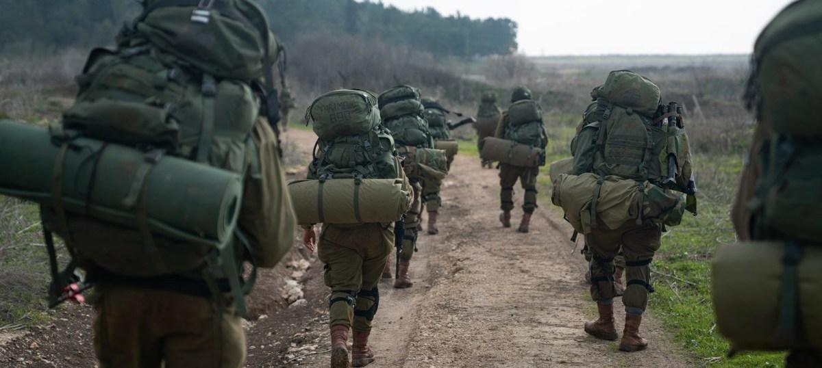 Az izraeli hadsereg gyakorlatot tart a gázai határnál | Új Kelet online