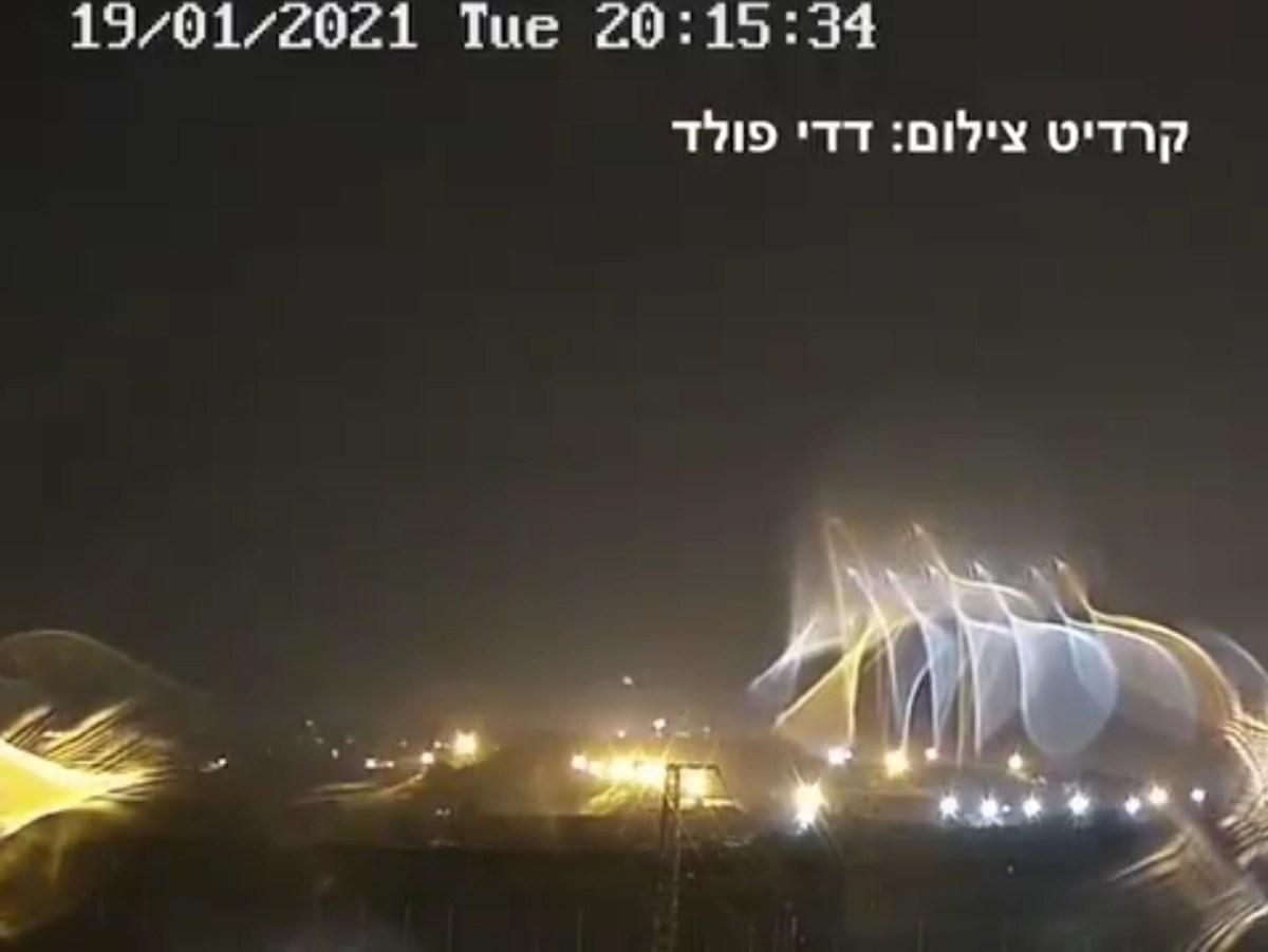 Rakétát lőttek ki Gázából Izraelre
