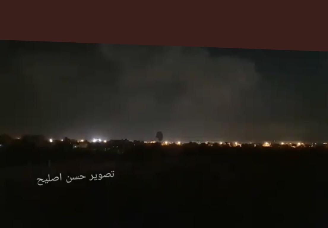 Válaszul a tegnapi léggömb terrorra, a hadsereg légicsapást indított a Gázai övezetben | Új Kelet online