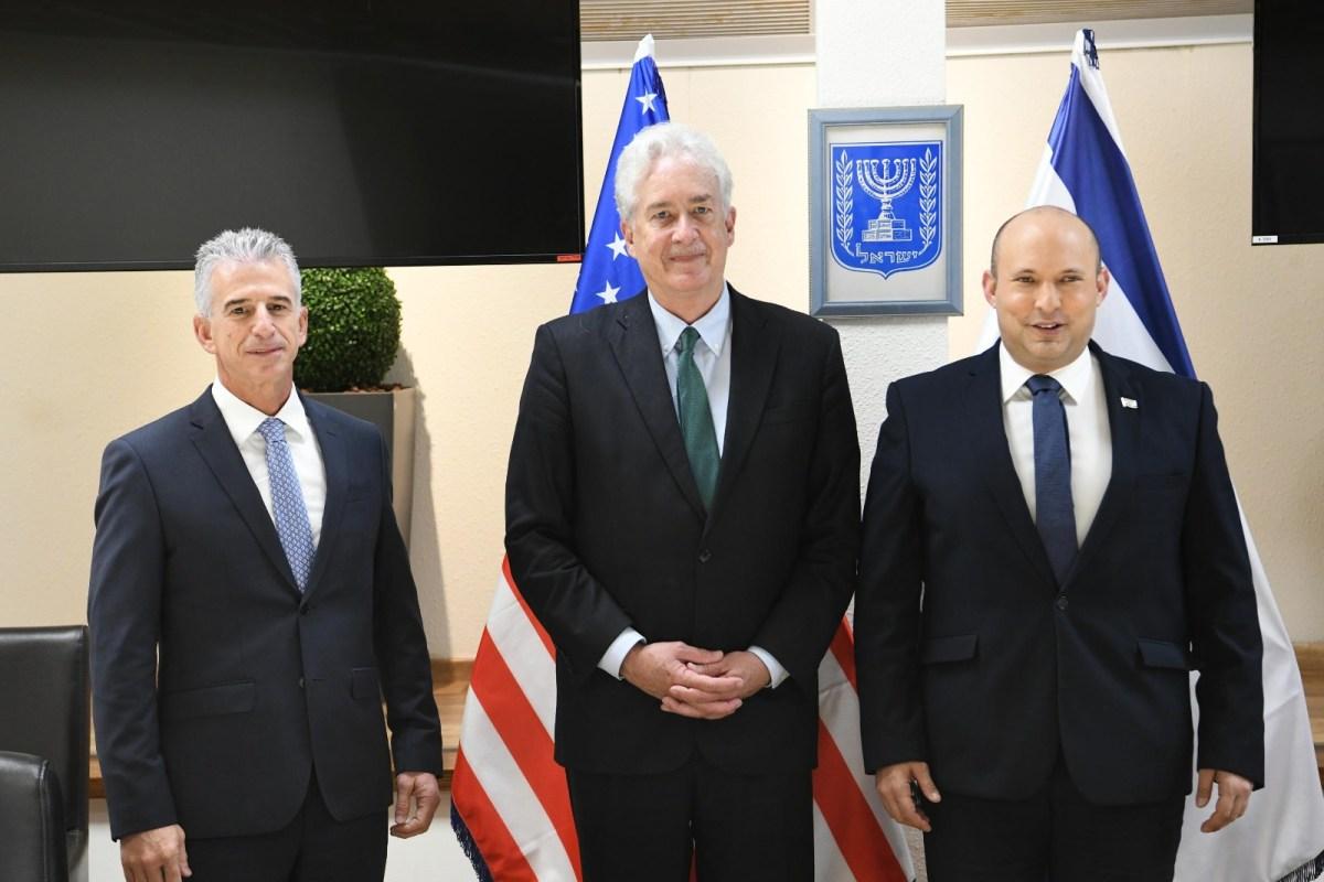 Bennett találkozott a CIA igazgatójával   Új Kelet online