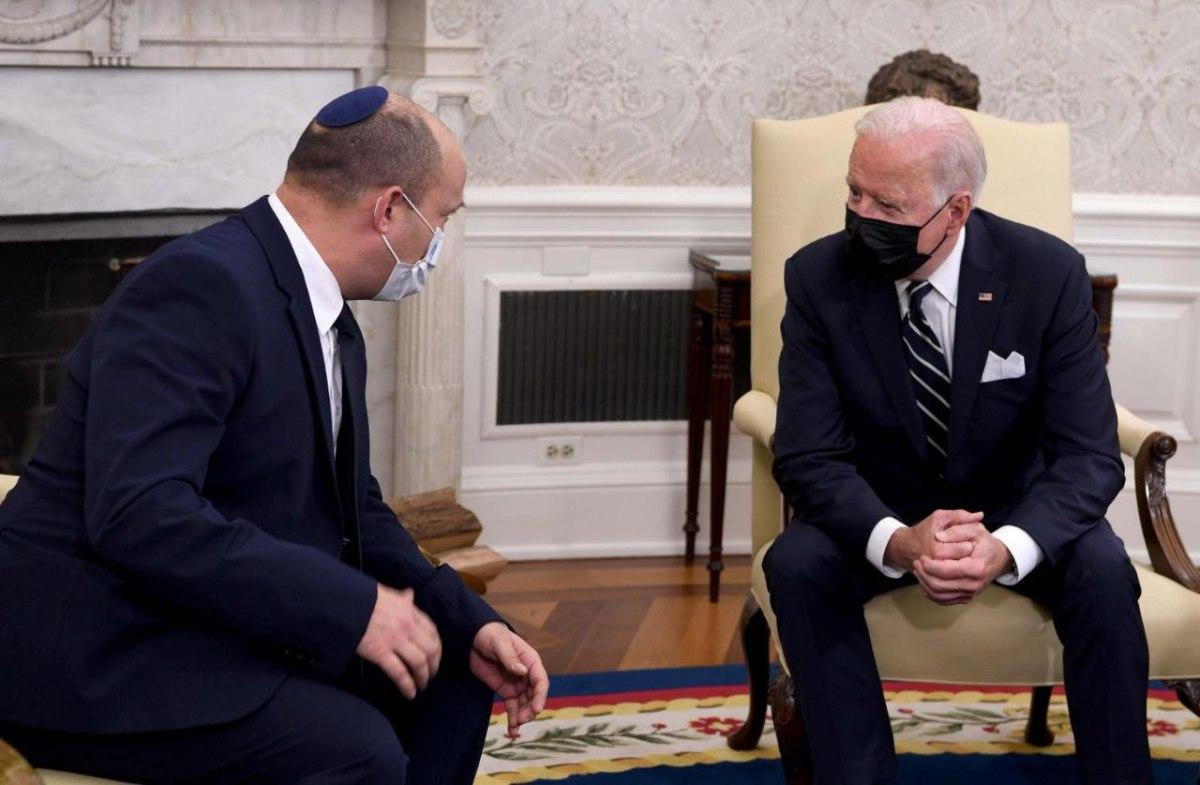 Biden Bennettnek: Kerüljék az olyan lépéseket, amelyek növelik a feszültséget a palesztinokkal   Új Kelet online