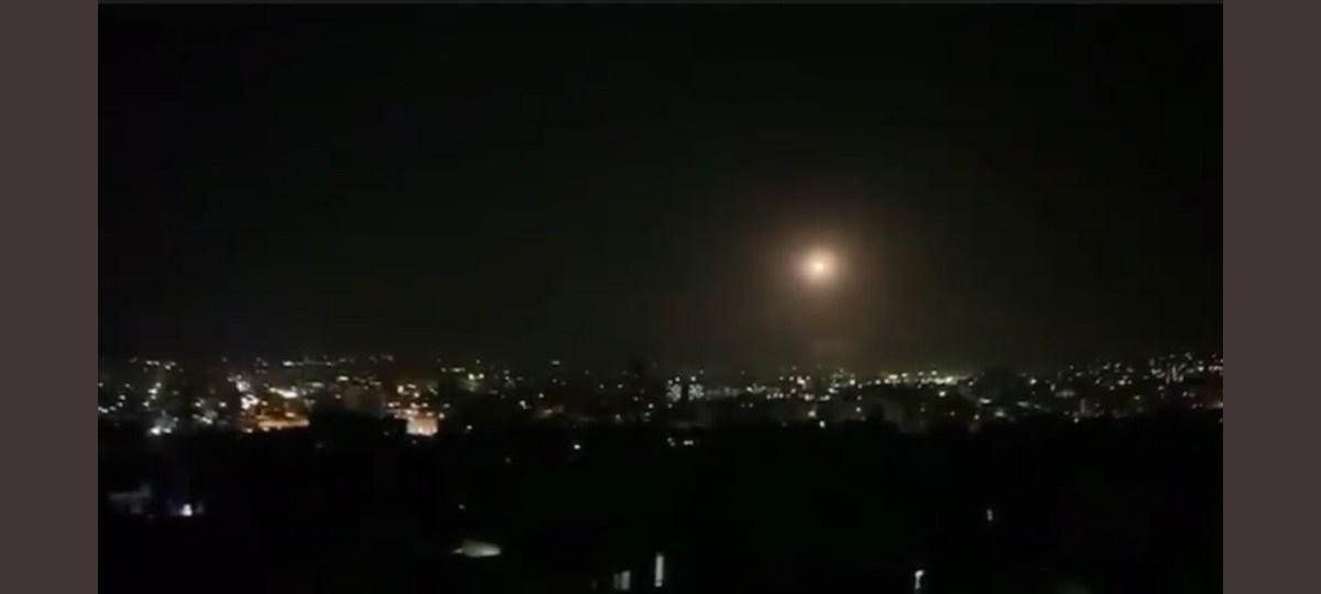 Szíria szerint Izrael légicsapásokat hajtott végre az országban   Új Kelet online