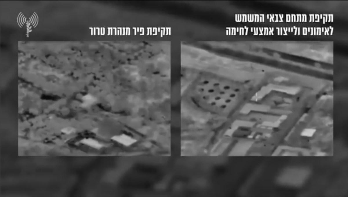Az izraeli hadsereg légicsapásokkal válaszolt a gázai határnál zajló zavargásokra és a terrorléggömbökre | Új Kelet online
