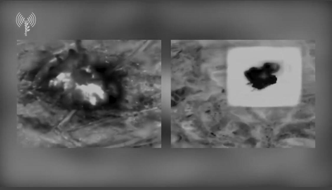 A rakétákra válaszul, az izraeli légierő támadást indított Libanonban   Új Kelet online