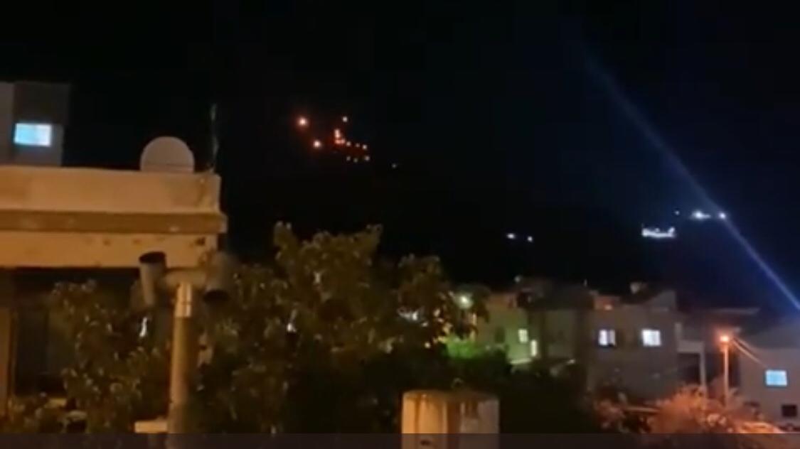 Szíria szerint Izrael rakétatámadást hajtott végre Kuneitra határvidéken   Új Kelet online