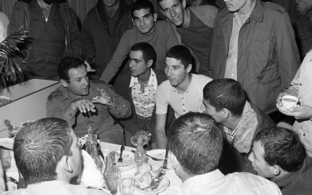 Újabb dokumentumot tettek közzé a jom kippuri háborúval kapcsolatban   Új Kelet online