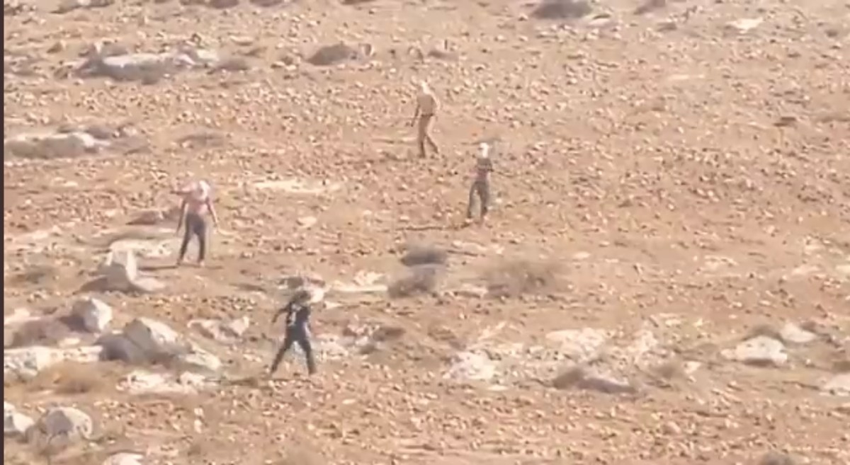 A rendőrség letartóztatott további két személyt egy palesztin falut célzó kődobálós incidenssel kapcsolatban | Új Kelet online