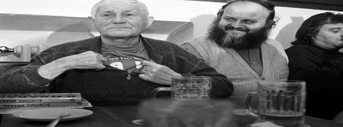 A széppel és rúttal föltornyosuló élet – Bohumil Hrabal 100