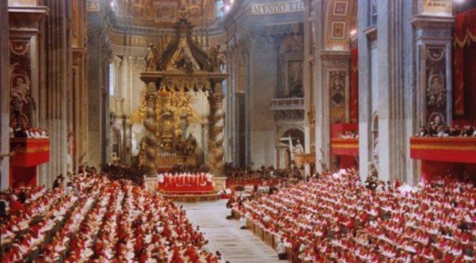 A II. Vatikáni Zsinat jelentősége a katolikus egyházjog tükrében