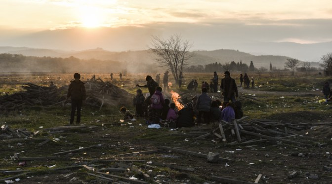 Brian Bilston: Menekültek