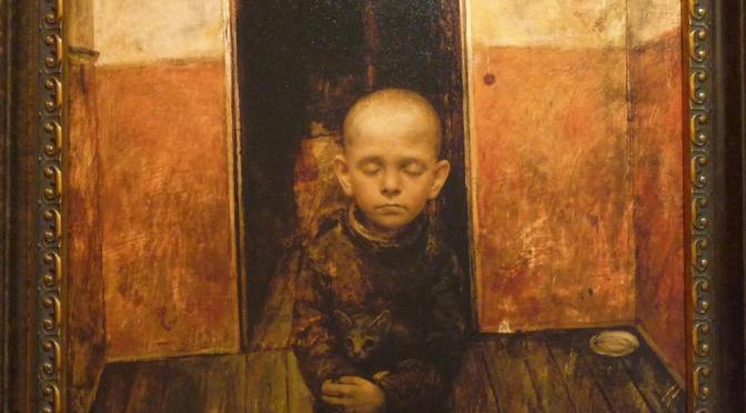 A gyerek
