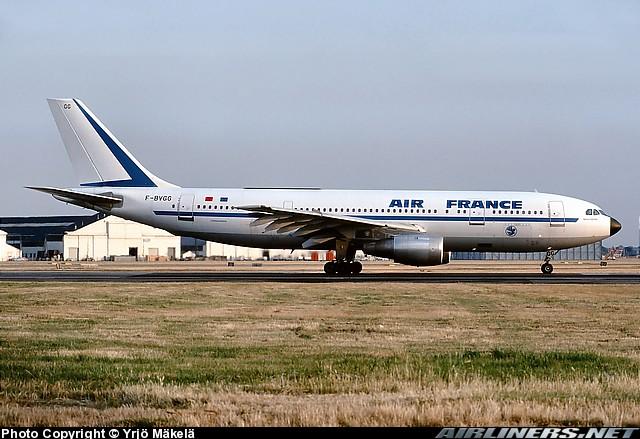 Entebe Air France