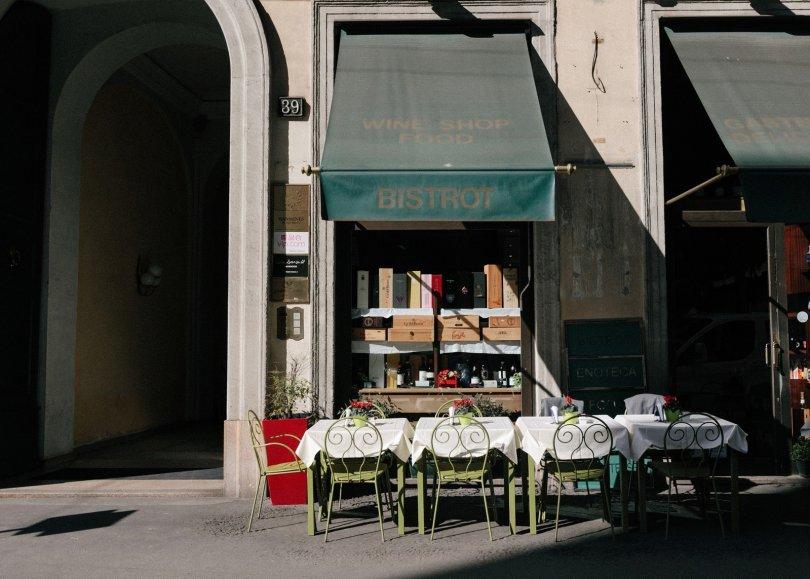 Milano bisztro