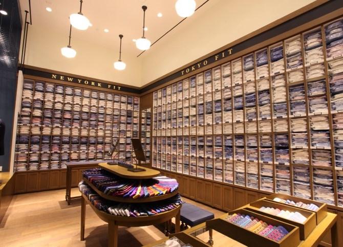 【鎌倉シャツ】2号店が「ブルックフィールズプレイス」にオープン