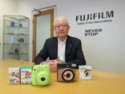 FujiFilm 社長 兼 CEO 杉山 健 氏