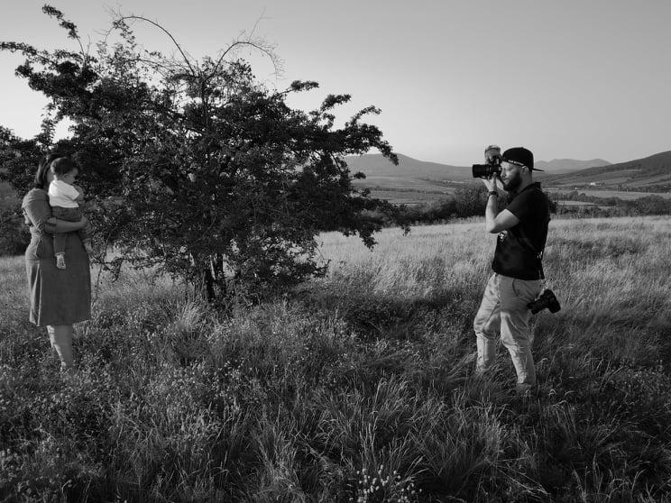 Szabó Bence, sárospataki fotográfus