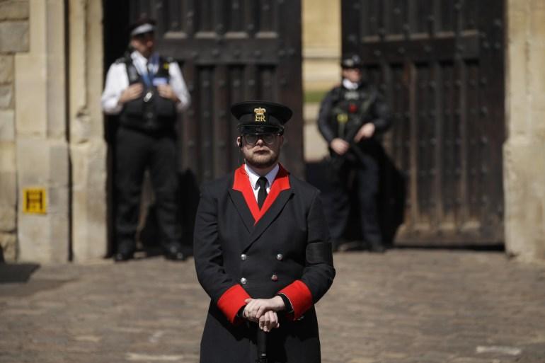 GALÉRIA: Végső búcsút vettek Fülöp hercegtől