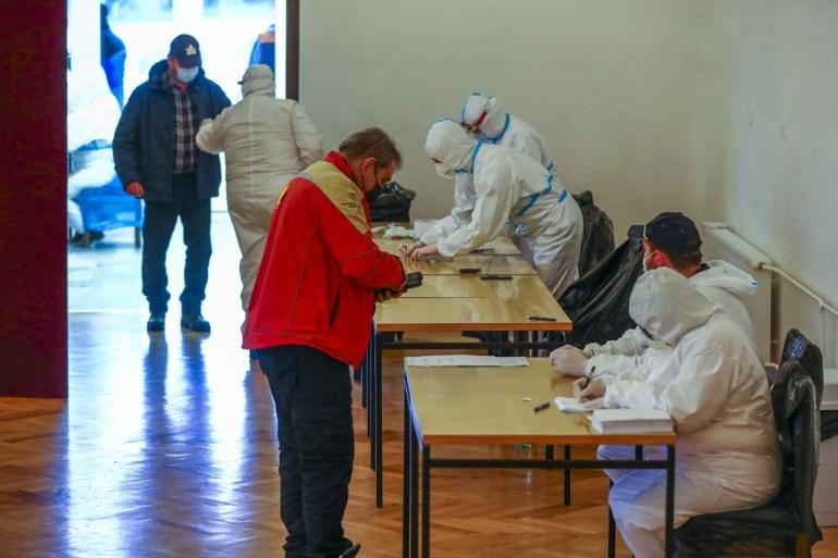 Országos tesztelés – Helyszíni fotók Medvéről!