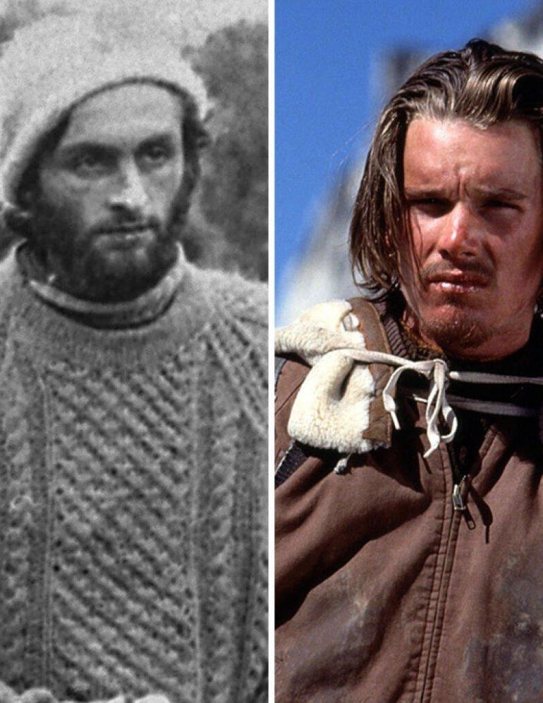Nando Parrado gépe az Andokban lezuhan, az ezt követő történetet az Életben maradtak című filmből ismerhetjük meg. A főszerepben Ethan Hawke-t láthatjuk.