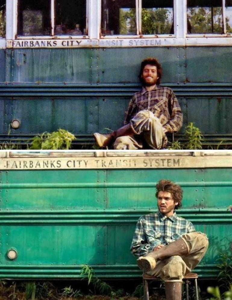 Christopher McCandles történetét dolgozza fel az Út a vadonba c. film, melynek a főszerepében Emil Hirsch-t láthattuk. A film rendezője Sean Penn volt.