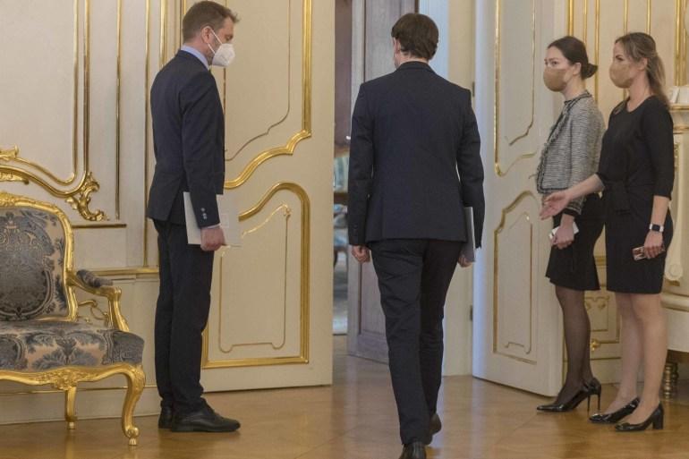 Matovič lemondott, Heger átvette a kormányalakítási megbízást