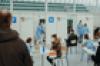 GALÉRIA + VIDEÓ: Eperjesen is javában zajlik a lakosság oltása