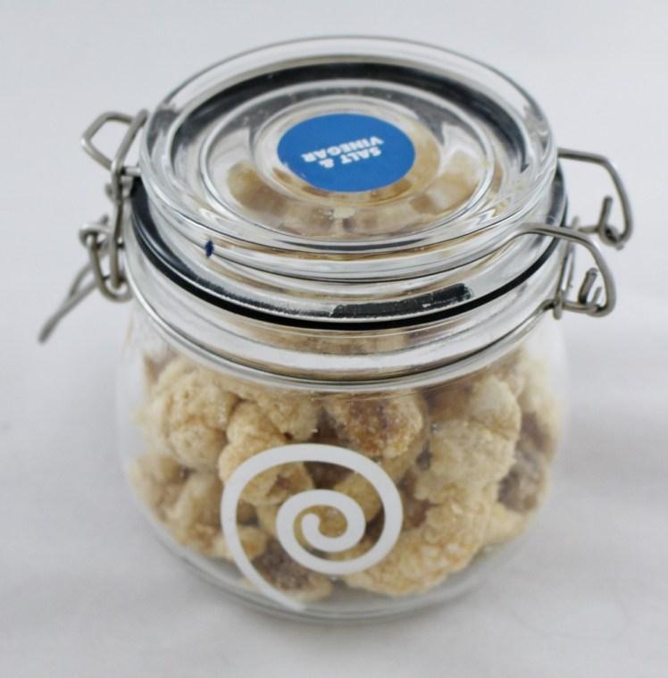 Snaffling Pig Co Salt and Vinegar Gifting Jar Crackling