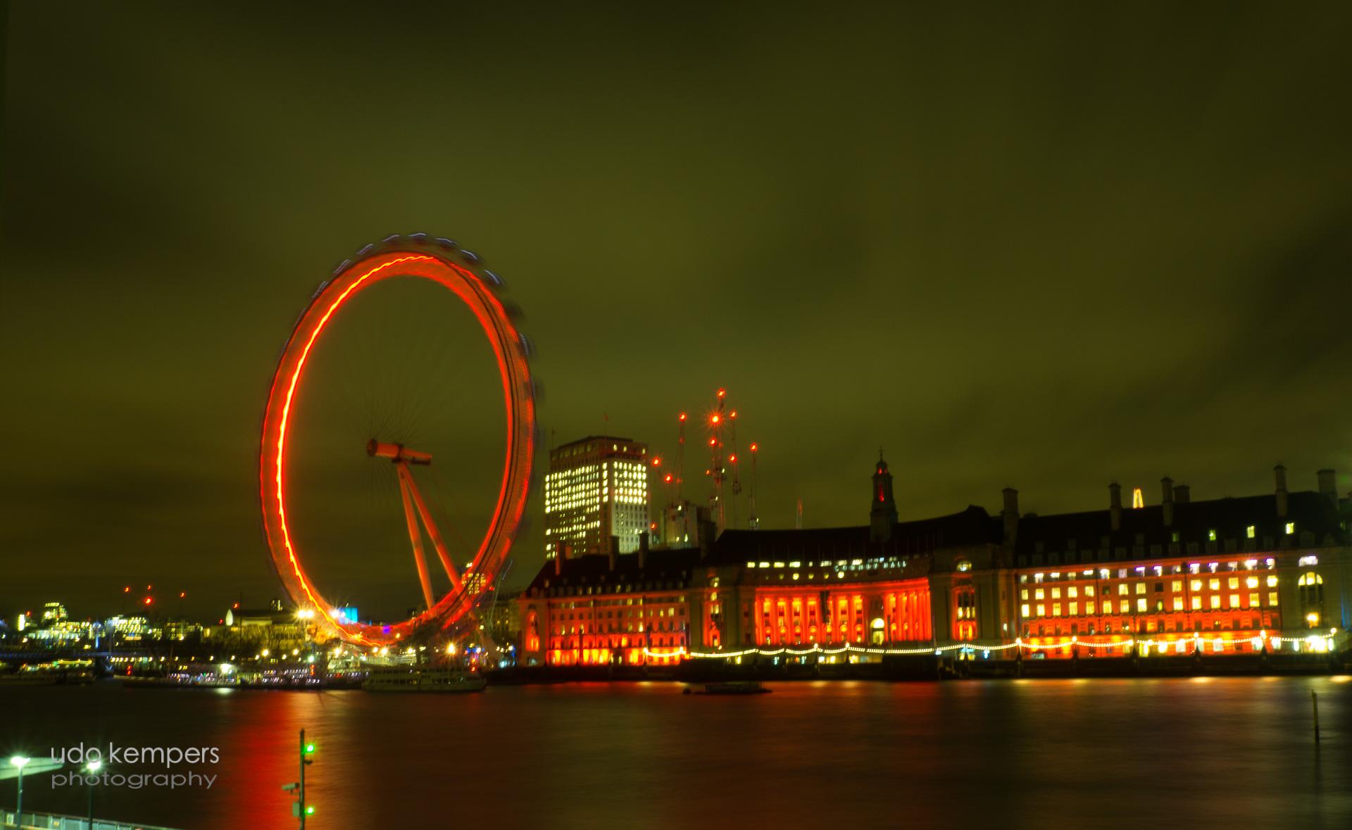 London die zweite