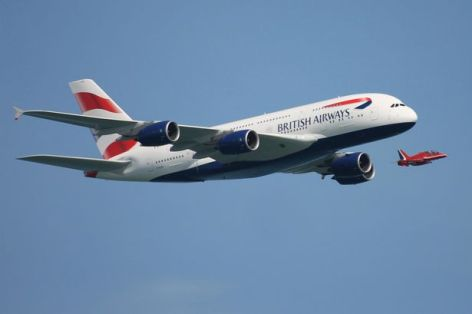UK manufacturer exporter British-Airways