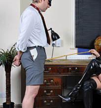 Berkshire Mistresses Punish Sub