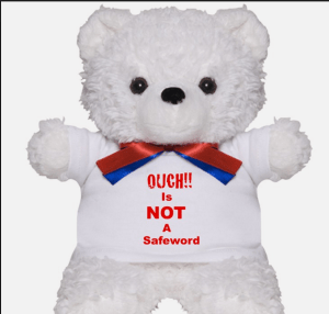 Teddy Bear Safeword