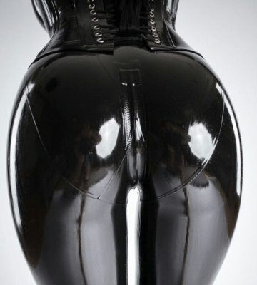 Latex Clad Bottom