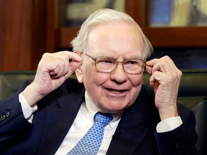 NYSE: BRK.A, NYSE: BRK Warren Buffet